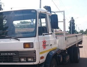 South African Truck Hire